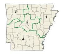 File:Arkansas 2007 congressional districts.JPG