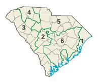 File:South Carolina 2007 congressional districts.JPG