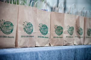 "Kellogg Financial Support for EMA's ""Organic"" Gardens Garners Prominent Brand Placement via Celeb Gift Bags at the EMA Awards"